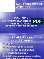 Pemeriksaan Lab Hiv,Vl,Cd4