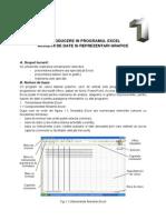 Excel - Incepatori
