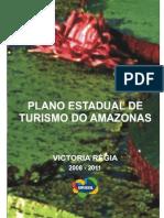 Plano Estadual de Turismo Do Amazonas Abr08
