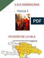 HISTORIA 2- REPÚBLICA DOMINICANA.ppt