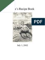 Dale's Recipe Book