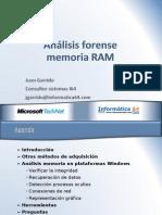 analisis forense en memoria ram