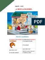 FLE - A La Boulangerie