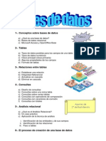 Apuntes Bases de Datos (Ono)