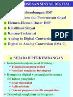 Bab 3 DSP