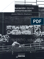 La Educación desde la Comunicación - Jesús Martín Barbero (Pág. 95)
