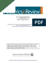 Pediatrics in Review 2013 Adam 368 70