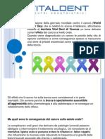 Dentista Vital Dent Vicenza, prevenzione del cancro