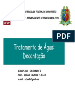 1Tratamento de Agua_Decantacao n
