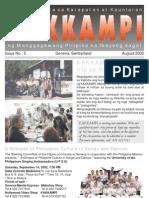 KAKKAMPI Newsletter Vol 1 No 5