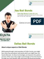 Dallas Bail Bonds