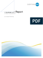 CAT Research Report