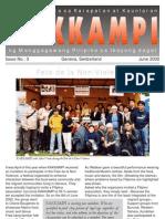 KAKKAMPI Newsletter Vol 1 No 3
