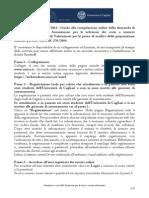 Istruzioni Iscrizione Test Ammissione o Valutazione 2013 2014