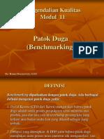 patok duga (benchmarking).ppt