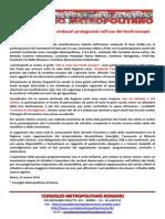 comitati movimenti sindacati protagonisti nelluso dei fondi europei
