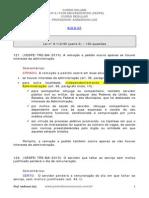 Aula 03 - Lei 8.112 Em Exercícios (CESPE)