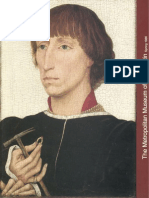 Early Flemish Portraits 1425 1525 the Metropolitan Museum of Art Bulletin v 43 No 4