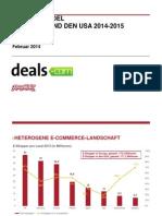 Internationale E-Commerce-Studie 2014 - Auswertung der Umfrage