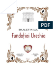 Buletinul Fundaţiei Urechia Nr. 9