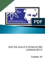 South Asian Studies Lectr11