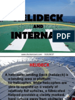 Helideck offshore ppt