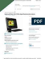 HP 100 5105LA