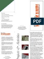 KAKKAMPI Brochure