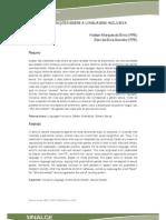 Considerações sobre a linguagem inclusiva (SINALGE)
