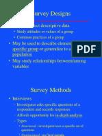 Survey Design.ppt