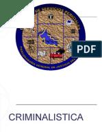 topicos de la criminalistica