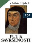 Terezija Avilska - Put k savršenost - 4.izdanje