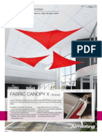 Fabric Canopy Armstrong