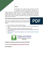 Remover Web Flipper