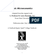 Microeconomics Version 2007
