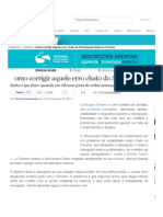 Como corrigir aquele erro chato do Shockwave Flash no Chrome.pdf