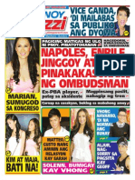 Pinoy Parazzi Vol 7 Issue 45 April 02 - 03, 2014