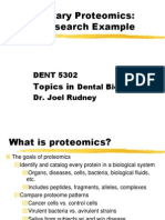 4 Salivary Proteomics