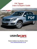 Volkswagen Tiguan Car Review & Buyers Guide