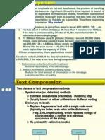 Data Compersion