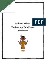 native american unit 1
