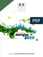 Rapport Energies 2050