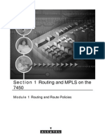 1 1 Routing and Route Policies