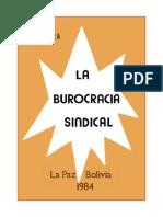 La Burocracia Sindical