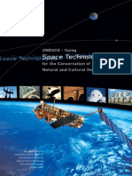 Space technologies for Natural and Cultural Heritage