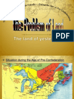 the problem of land by jacques and jenny