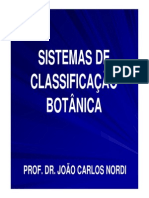SISTEMAS+DE+CLASSIFICAÇÃO