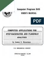 User manual E431 backwater.pdf