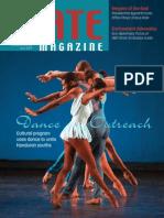 State Magazine,  April 2014