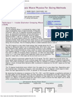 Chapter One_ _br_Basic Wave Physics for Sizing Methods